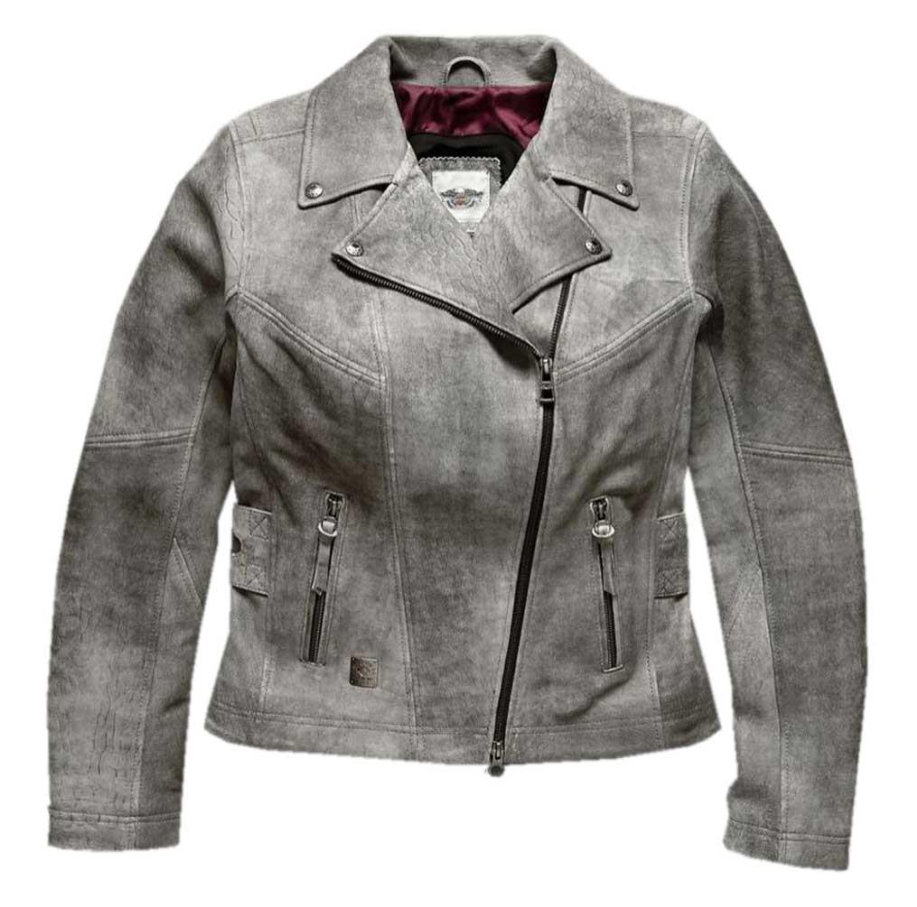 33ecc8ba4c3 Harley-Davidson® Women s Pierce 3-IN-1 Leather Biker Jacket