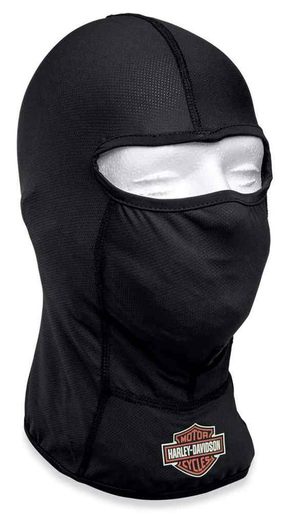 Harley-Davidson Bar & Shield Balaclava w/ Coolcore Technology 98189-18VX - Wisconsin Harley-Davidson