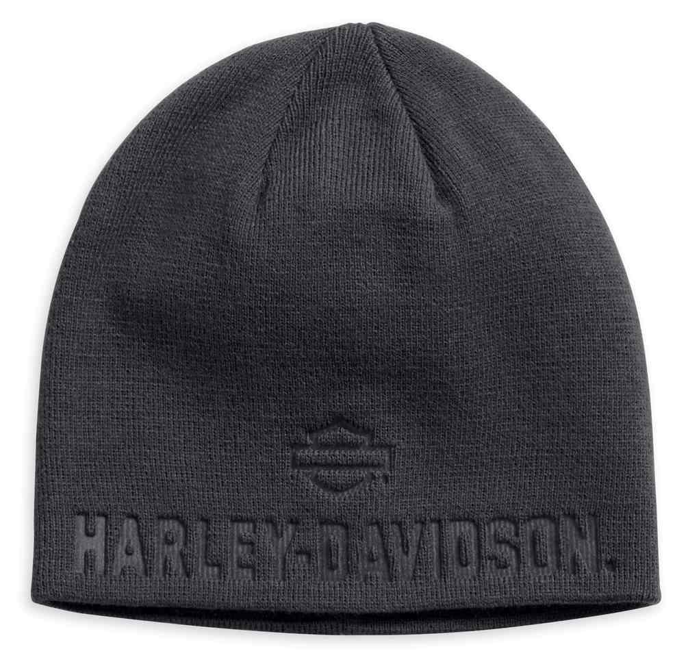 a9bc1a7ca2b Harley-Davidson® Men s Debossed H-D Knit Beanie Hat