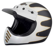 6cebf228 Harley-Davidson® Men's Garage Stinger B14 Full-Face Helmet, White 98198-