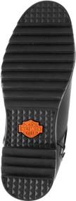 Harley-Davidson Women's Kemper 3.75-Inch Black Fashion Booties D83895 - Wisconsin Harley-Davidson