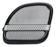Harley-Davidson Defiance Road Glide Fairing Speaker Grills - Black 76000693 - Wisconsin Harley-Davidson