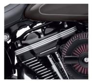 Harley-Davidson Defiance Upper Rocker Covers, Fits Softail & Touring 25700604 - Wisconsin Harley-Davidson