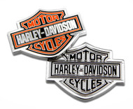 Harley-Davidson Die-Cut Bar & Shield Logo Challenge Coin, 1.75 in Coin 8008499 - Wisconsin Harley-Davidson