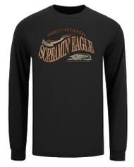 Harley-Davidson Men's Screamin' Eagle Lucky Eagle Long Sleeve Shirt HARLMT0280 - Wisconsin Harley-Davidson