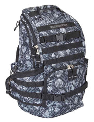 Harley-Davidson Night Ops Stellar Backpack, Gray Tattoo 99214-GRAY TATTOO - Wisconsin Harley-Davidson