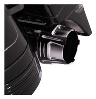 Ciro Billet Diffuser Muffler Pair Tips - Fits 4 in. Straight/Megaphone Mufflers - Wisconsin Harley-Davidson