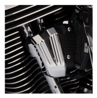 Ciro Servo Harness Cover, Fits '08-16 Harley Touring Models, Chrome Finish 70030 - Wisconsin Harley-Davidson