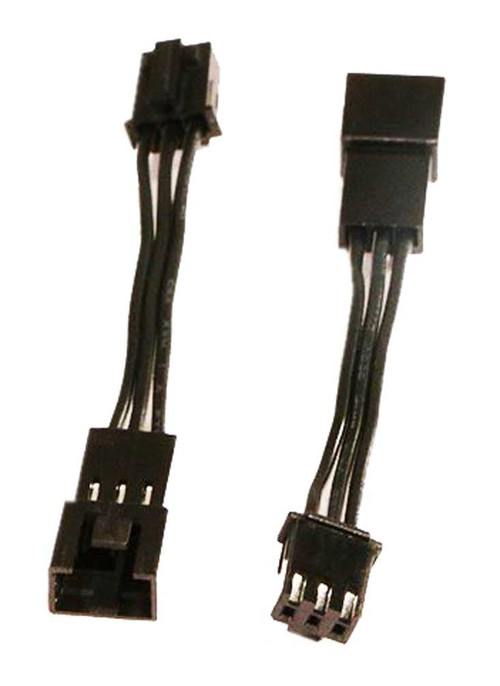 Ciro Underseat 3-Pin Wiring Extension, Set of Two - w/ Read End Lighting 40097 - Wisconsin Harley-Davidson
