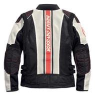 Harley-Davidson Women's Prairie Winds Mesh Riding Jacket w/ Coolcore 97117-18VW - Wisconsin Harley-Davidson