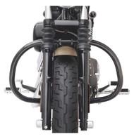 Harley-Davidson Engine Guard Kit - Black, Fits 04-later XL & XR Models 49215-07 - Wisconsin Harley-Davidson