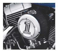 Harley-Davidson Screamin' Eagle Air Cleaner Rain Sock - Black Mesh 28728-10 - Wisconsin Harley-Davidson