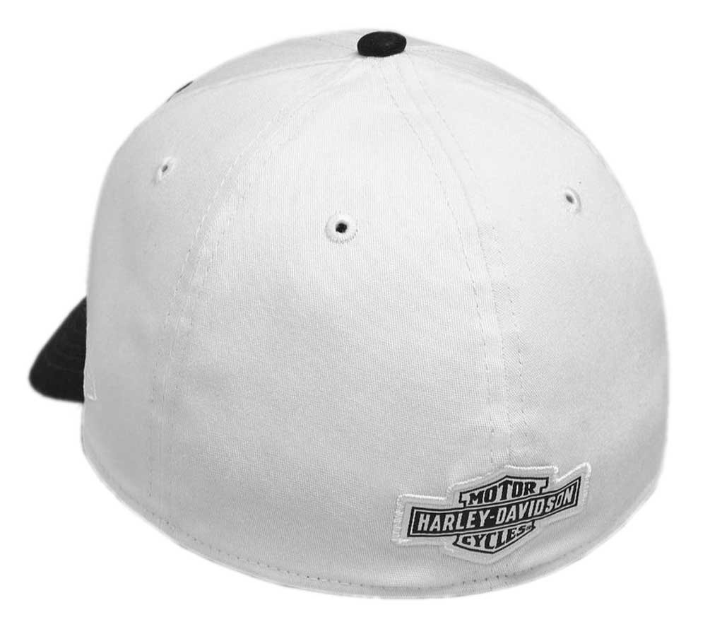 d644242eab971 Harley-Davidson® Men s Embroidered Eagle 39THIRTY Baseball Cap ...