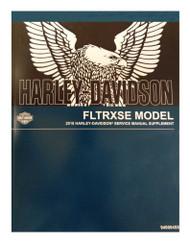 Harley-Davidson 2018 FLTRXSE Supplement Model Motorcycle Service Manual 94000455 - Wisconsin Harley-Davidson