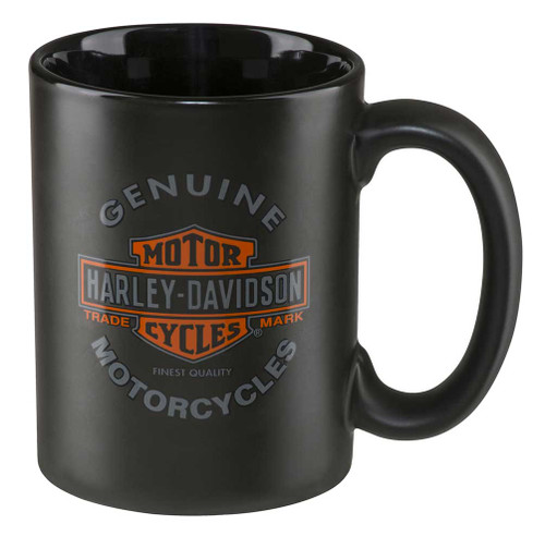 Harley-Davidson Core Genuine Motorcycles Coffee Mug, 15 oz. - Black HDX-98606 - Wisconsin Harley-Davidson
