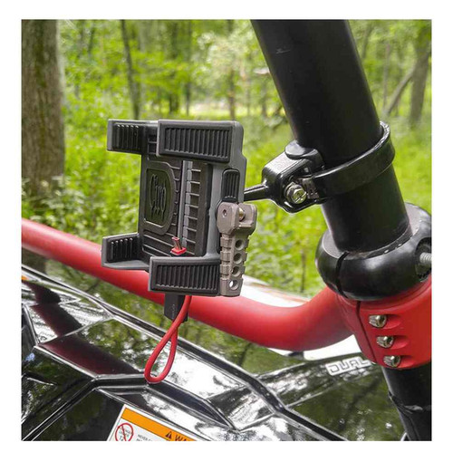 Ciro Accessory Universal Ball Mount, Fits 7/8 to 2-1/4 Tubing - Black 50126 - Wisconsin Harley-Davidson