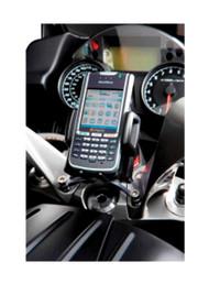 Tech Mount Cradle Cell Phone LG Motorcycle Mount - Black 4402-0165 - Wisconsin Harley-Davidson