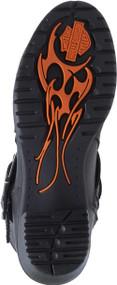 Harley-Davidson Women's Abney 4.5-Inch Waterproof Motorcycle Boots D87161 - Wisconsin Harley-Davidson