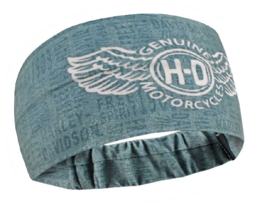 Harley-Davidson® Women s Winged In Fight Headband Scrunchie 50a355a7603