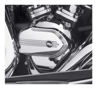 Harley-Davidson Defiance Cam Cover, Softail/Touring/Trike - Chrome 25700661 - Wisconsin Harley-Davidson