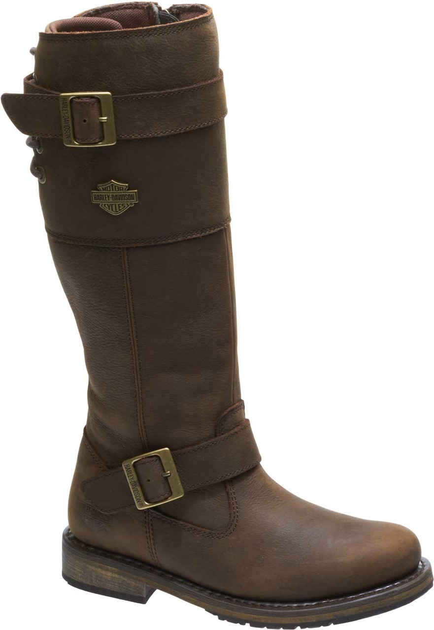 73b0e12682ee Harley-Davidson® Women s Kirtland 14-Inch Motorcycle Boots D87155 ...
