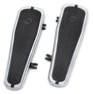 Harley-Davidson Extended Length Rider Footboards, Multi-Fit Item 50500158 - Wisconsin Harley-Davidson