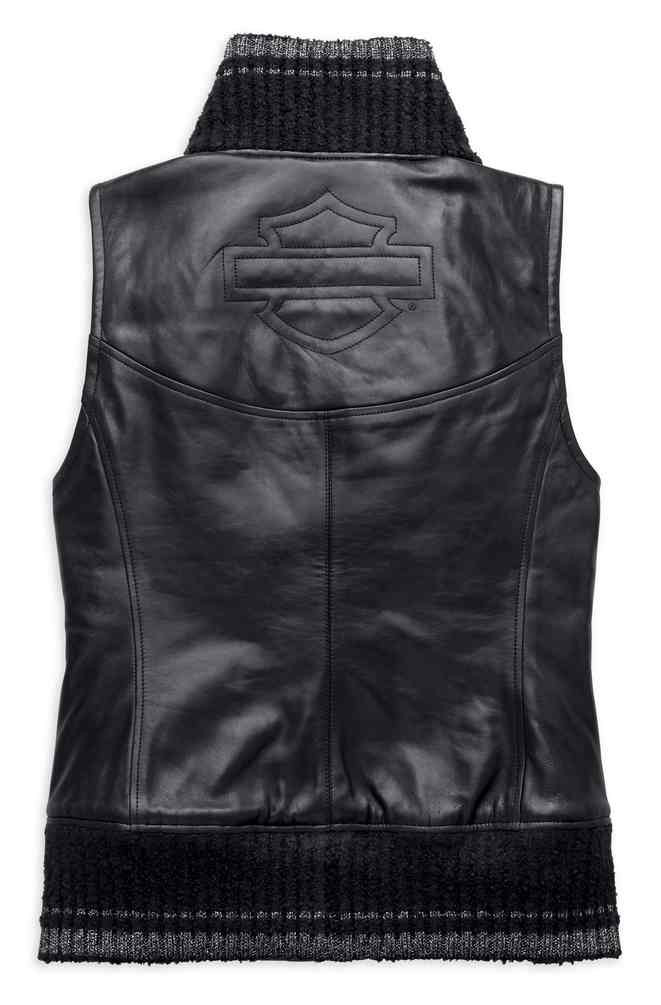 Harley-Davidson® Women s Fawnridge Leather Vest w  Satin Lining ... 2bc02df910f