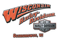 Harley-Davidson Men's 115th Anniversary Custom City Short Sleeve T-Shirt, White - Wisconsin Harley-Davidson