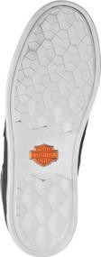 Harley-Davidson Women's Vardon 6.5-Inch Black Waterproof Riding Sneakers D87175 - Wisconsin Harley-Davidson