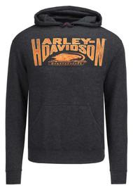 Harley-Davidson Men's Screamin' Eagle Retro Racing Pullover Hoodie HARLMS0086 - Wisconsin Harley-Davidson