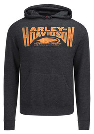 Harley-Davidson Men's Screamin' Eagle Retro Racing Pullover Hoodie HARLMS0086 - Wisconsin Harley-Davidson