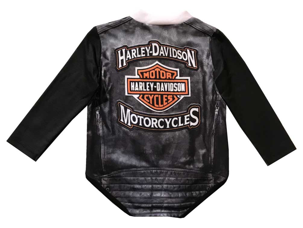 9b1254886 ... Harley-Davidson Baby Boys' Biker Knit Long Sleeve. See 1 more picture
