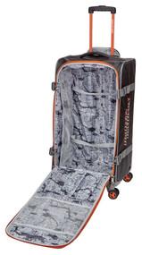 "Harley-Davidson 22"" Independence Pass Carry-On Luggage 99122-BLUE/BLACK - Wisconsin Harley-Davidson"