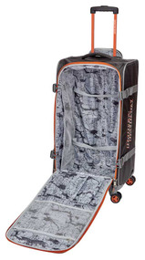 "Harley-Davidson 33"" Independence Pass Pullman Luggage 99134-BLUE/BLACK - Wisconsin Harley-Davidson"