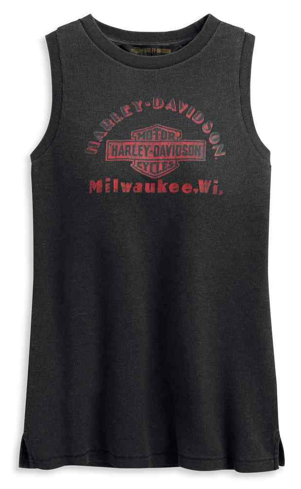 f32471f14db ... Harley-Davidson Women's Classic Graphic Sleeveless Muscle Tee,. See 1  more picture