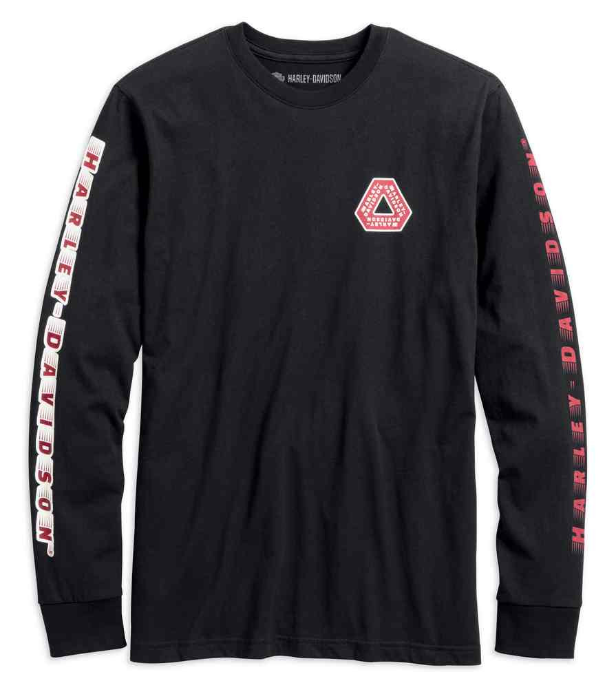 34452b4b3f43 ... Harley-Davidson Men's Triangle Logo Slim Fit Long Sleeve. See 1 more  picture
