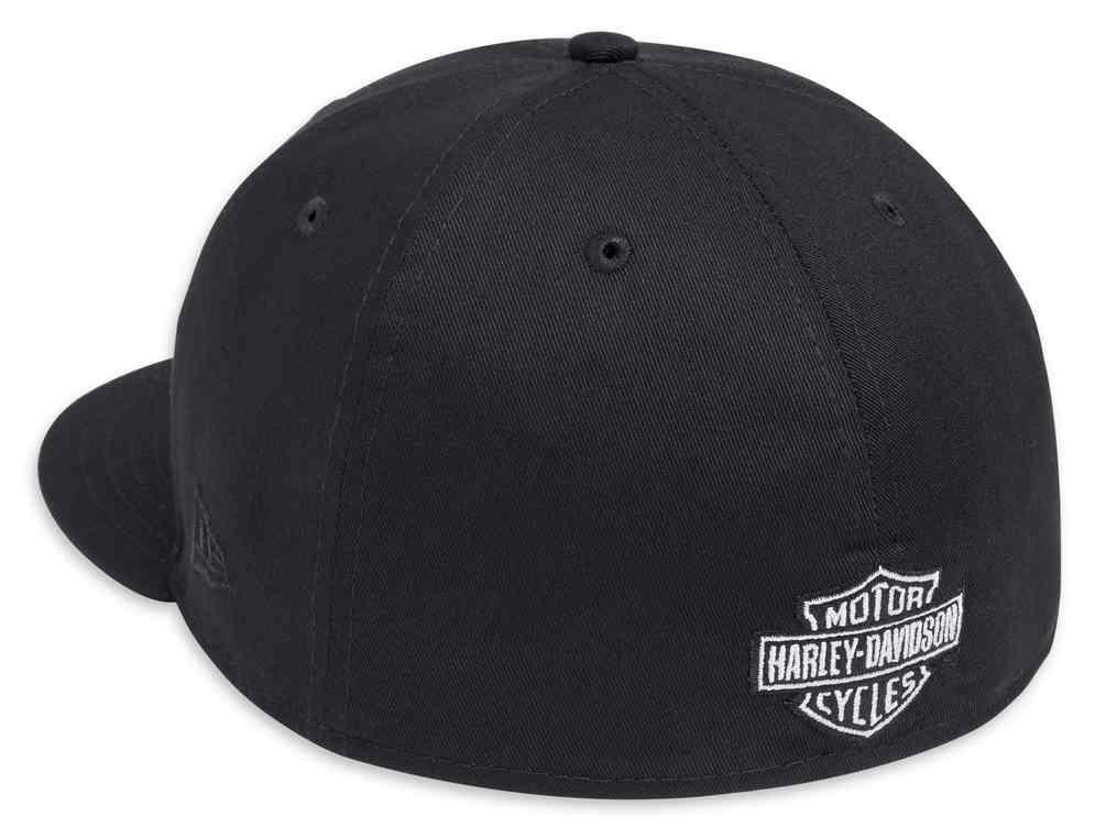 ... Harley-Davidson Men s Felt Letter 59FIFTY Baseball Cap ef9b4c331712