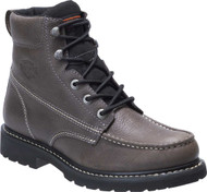 2d8e6740fd13 Harley-Davidson® Men s Abner 8-Inch Black or Brown Motorcycle Boots ...