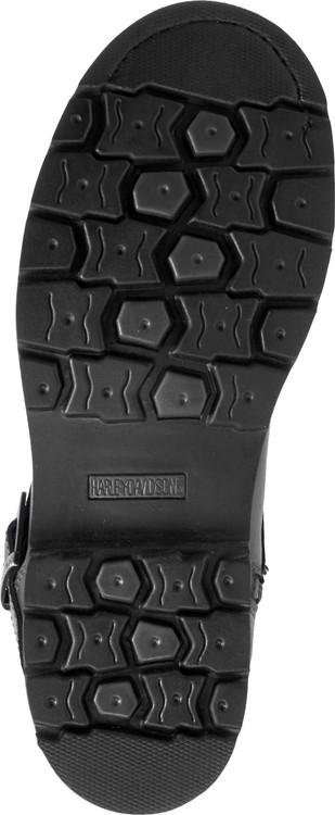 Harley-Davidson Men's Williams 6.5-Inch Waterproof Black Motorcycle Boots D96179 - Wisconsin Harley-Davidson