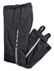 Harley-Davidson Women's FXRG Waterproof Touring Rain Pants - Black 98343-19VW - Wisconsin Harley-Davidson