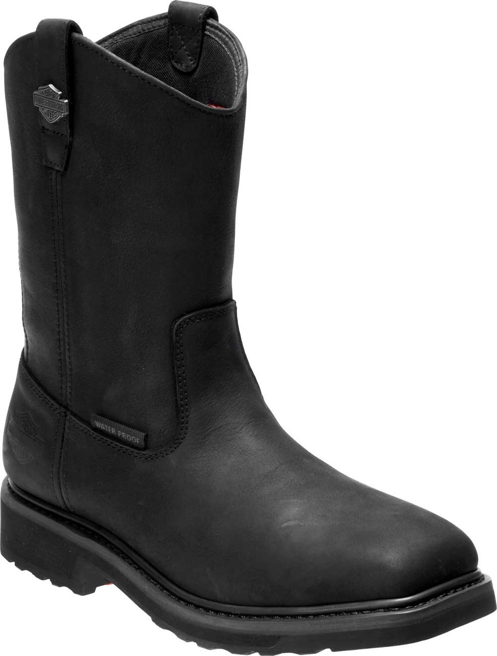 e835bf88337ca4 Harley-Davidson Men s Altman 10-In WP and CT Motorcycle Boots D93564 (Brn.  See 4 more pictures