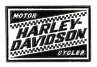 Harley-Davidson 2D Die Cast Ignition Pin w/ Enamel Fill & Silver Plating P334882 - Wisconsin Harley-Davidson