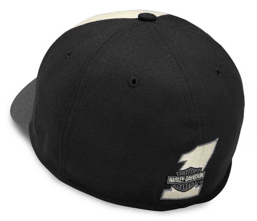 9bbc625be12c1 ... Harley-Davidson Men s Colorblock 39THIRTY Baseball Cap - Stretch. See 1  more picture