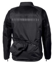 Harley-Davidson Men's Manakiki Slim Fit Riding Jacket, Black 97148-19VM - Wisconsin Harley-Davidson