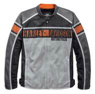 0a8ed45b5059b Harley-Davidson® Men s Irogami Colorblocked Mesh Riding Jacket 97151-19VM