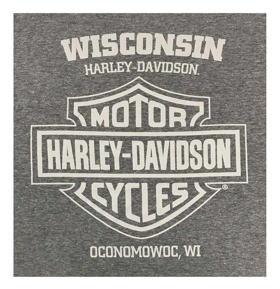48da3f4a ... Harley-Davidson Men's Motorclub Short Sleeve Tri-Blend. See 1 more  picture