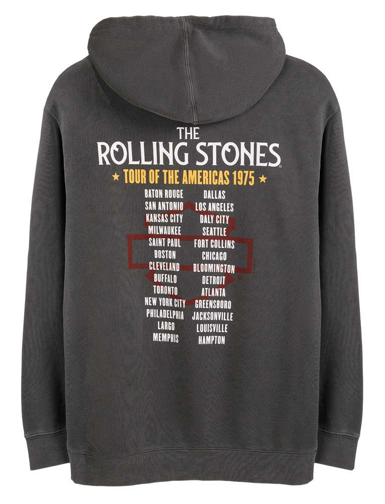 3fa51b42b ... Harley-Davidson Men's Rolling Stones America Tour Pullover Fleece. See  1 more picture
