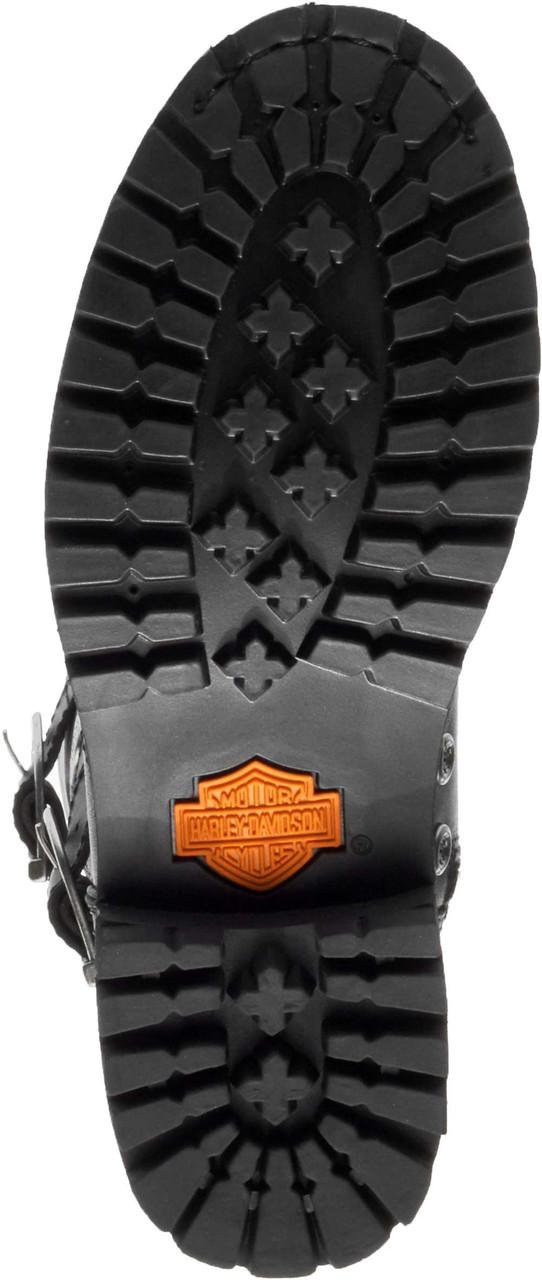 64e715702a5 Harley-Davidson® Women's Sembler 10-Inch Waterproof Black Motorcycle Boots  D87148