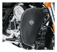 Harley-Davidson Soft Lowers Zip Guards - Fits Touring & Trike Models 57100210 - Wisconsin Harley-Davidson