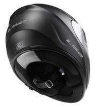 LS2 Helmets Full Face Citation Motorcycle Helmet w/ Shield- Matte Black 397-660 - Wisconsin Harley-Davidson